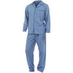Vêtements Homme Pyjamas / Chemises de nuit Universal Textiles  Bleu