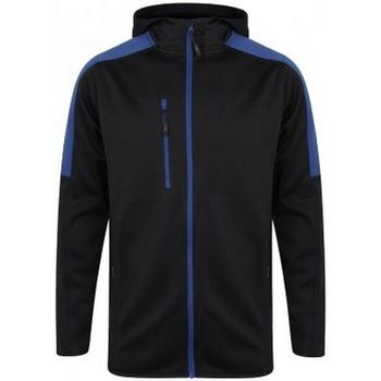 Vêtements Homme Blousons Finden & Hales Active Bleu marine / Bleu roi