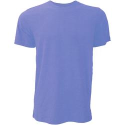 Vêtements Homme T-shirts manches courtes Bella + Canvas Jersey Sarcelle chiné