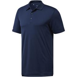 Vêtements Homme Polos manches courtes adidas Originals Performance Bleu marine