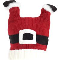Accessoires textile Bonnets Universal Textiles Knitted Rouge / blanc