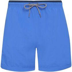 Vêtements Homme Shorts / Bermudas Toutes les chaussures femme AQ053 Bleu roi / bleu marine