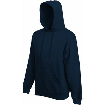 Vêtements Homme Sweats Fruit Of The Loom 62152 Bleu marine profond