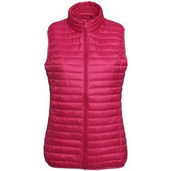 Vêtements Femme Doudounes 2786 TS19F Rose