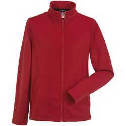 Vêtements Homme Vestes Russell Veste légère BC1509 Rouge