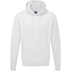Vêtements Homme Sweats Russell Sweatshirt à capuche BC1498 Blanc