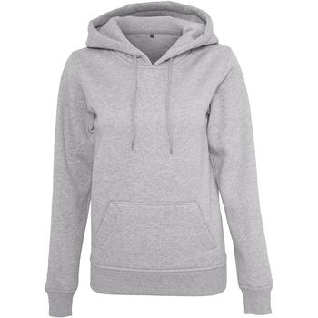 Vêtements Femme Sweats Build Your Brand Pullover Gris