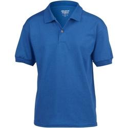 Vêtements Enfant Polos manches courtes Gildan 8800B Bleu royal