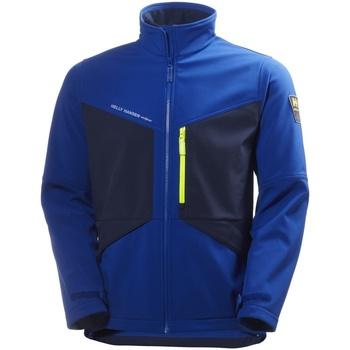 Vêtements Homme Blousons Helly Hansen Softshell Bleu / Bleu nuit