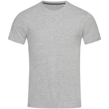 Vêtements Homme T-shirts manches courtes Stedman Stars Clive Gris foncé