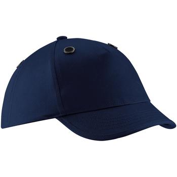 Accessoires textile Casquettes Beechfield Baseball Bleu marine