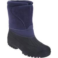 Chaussures Femme Bottes de neige Stormwells Insulated Bleu marine