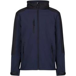 Vêtements Homme Blousons Regatta Softshell Bleu marine