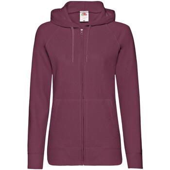 Vêtements Femme Sweats Fruit Of The Loom 62150 Bordeaux