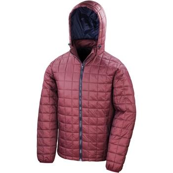 Vêtements Homme Doudounes Result Blizzard Rubis/Bleu marine