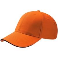 Accessoires textile Casquettes Atlantis Baseball Orange
