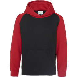 Vêtements Enfant Sweats Awdis Baseball Noir/Rouge