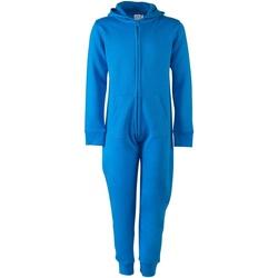 Vêtements Enfant Combinaisons / Salopettes Skinni Fit Minni Bleu saphir