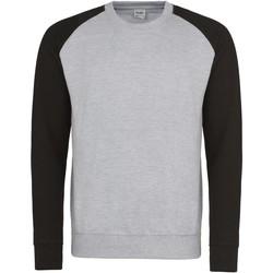 Vêtements Homme Sweats Awdis Baseball Gris/Noir