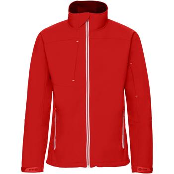 Vêtements Homme Coupes vent Russell Veste en Softshell BIONIC RW6161 Rouge