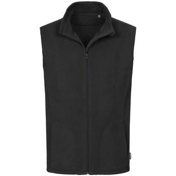 Vêtements Homme Gilets / Cardigans Stedman Active Noir
