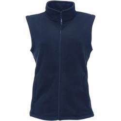 Vêtements Femme Gilets / Cardigans Regatta RG186 Bleu marine foncé