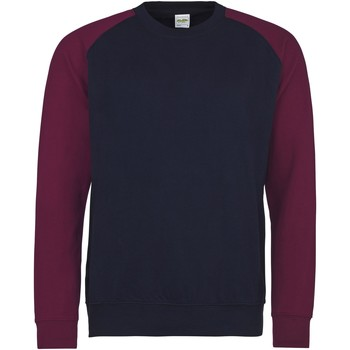 Vêtements Homme Sweats Awdis Baseball Bleu marine/Bordeaux