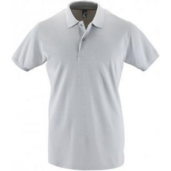 Vêtements Homme Polos manches courtes Sols Pique Gris