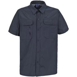 Vêtements Homme Chemises manches courtes Trespass Colly Bleu airforce