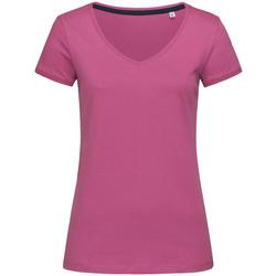 Vêtements Femme T-shirts manches courtes Stedman Stars Megan Rose