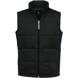 Vêtements Homme Gilets / Cardigans B And C JM930 Noir