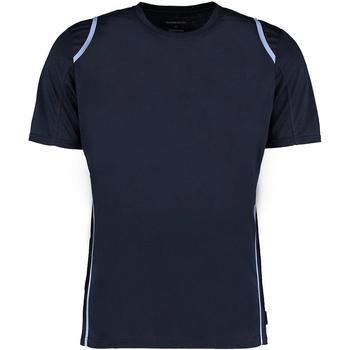 Vêtements Homme T-shirts manches courtes Gamegear Cooltex Bleu marine/Bleu clair