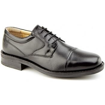 Chaussures Homme Derbies Roamers Formal Noir