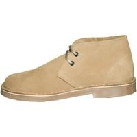 Chaussures Homme Boots Roamers Desert Chameau