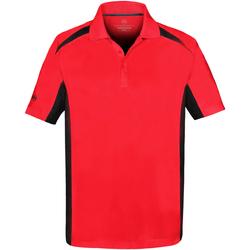 Vêtements Homme Polos manches courtes Stormtech Two Tone Rouge/Noir