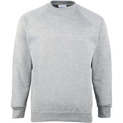 Vêtements Enfant Sweats Maddins  Gris Oxford