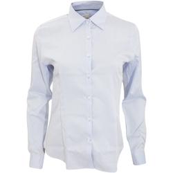 Vêtements Femme Chemises / Chemisiers J Harvest & Frost JF003 Bleu ciel