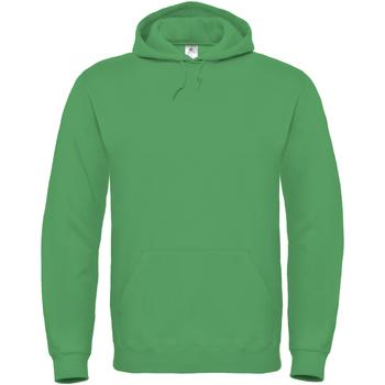 Vêtements Femme Sweats B And C Hooded Vert tendre