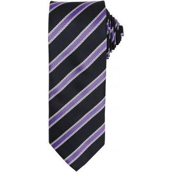 Vêtements Homme Cravates et accessoires Premier Formal Noir/Violet