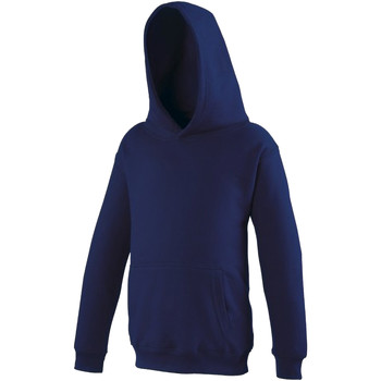 Vêtements Enfant Sweats Awdis Hooded Bleu marine Oxford