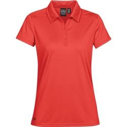 Vêtements Femme Polos manches courtes Stormtech Pique Rouge