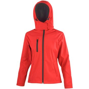 Vêtements Femme Blousons Result R230F Rouge/Noir