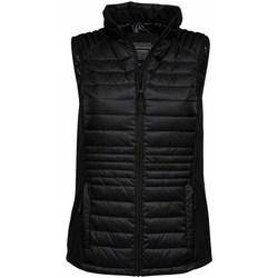 Vêtements Homme Gilets / Cardigans Tee Jays TJ9625 Noir