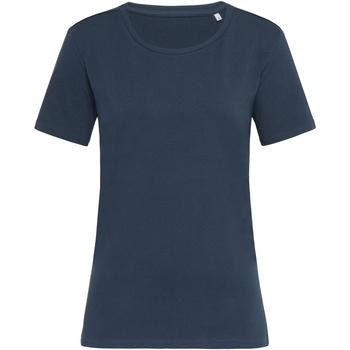 Vêtements Femme T-shirts manches courtes Stedman Stars Bleu