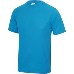 Vêtements Enfant T-shirts manches courtes Just Cool JC01J Saphir