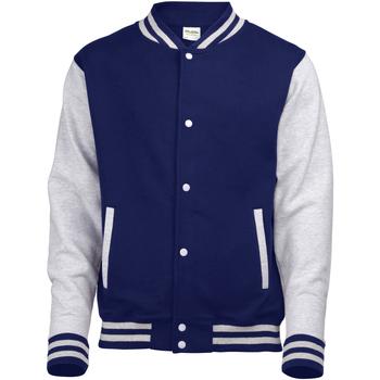 Vêtements Enfant Blousons Awdis Varsity Bleu marine/Gris