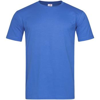 Vêtements Homme T-shirts manches courtes Stedman Classic Bleu roi