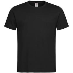 Vêtements Homme T-shirts manches courtes Stedman Classics Noir