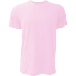 Vêtements Homme T-shirts manches courtes Bella + Canvas Jersey Rose