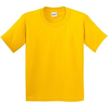 Vêtements Enfant T-shirts manches courtes Gildan 5000B Jaune